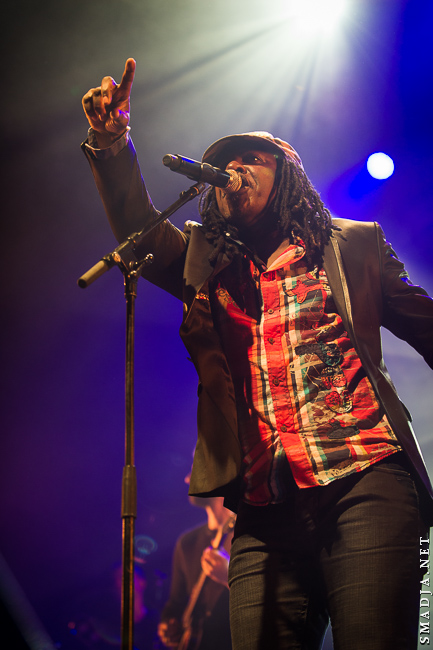 ALPHA BLONDY - Le BIKINI - Avril 2013