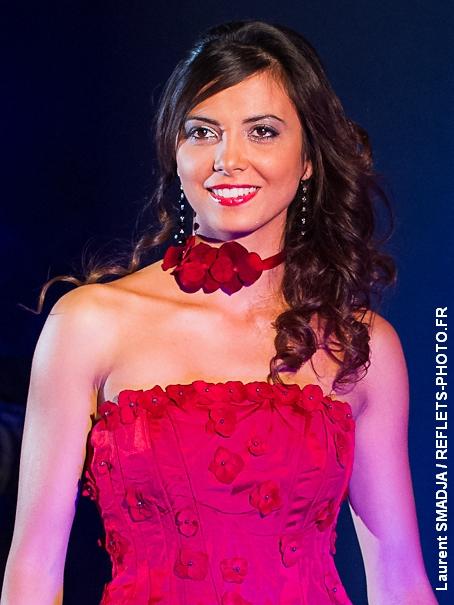 Célia Guermoudj nouvelle Miss Midi-Pyrénées 2012