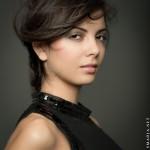 Portrait de Célia GUERMOUDJ - Miss Midi-Pyrénées 2012 pour Miss France 2013 - Copie Interdite